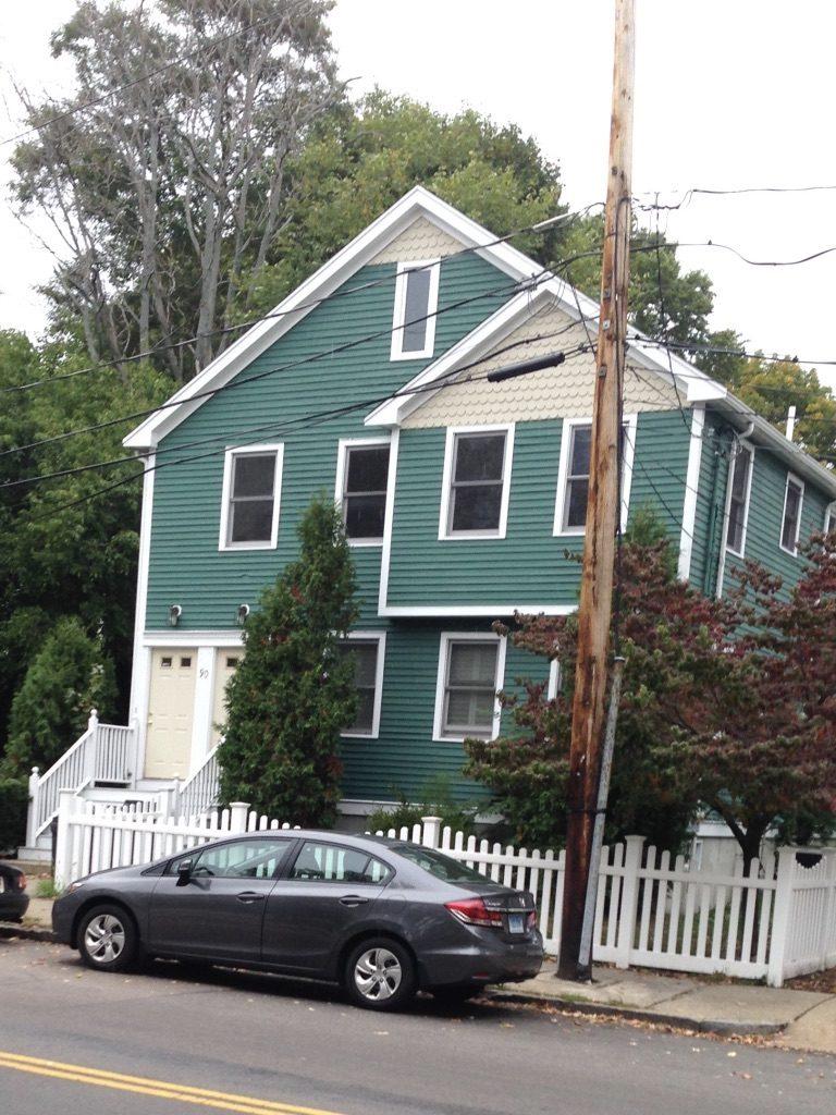 house condo green