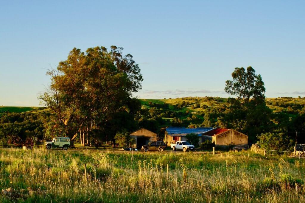farm rural home