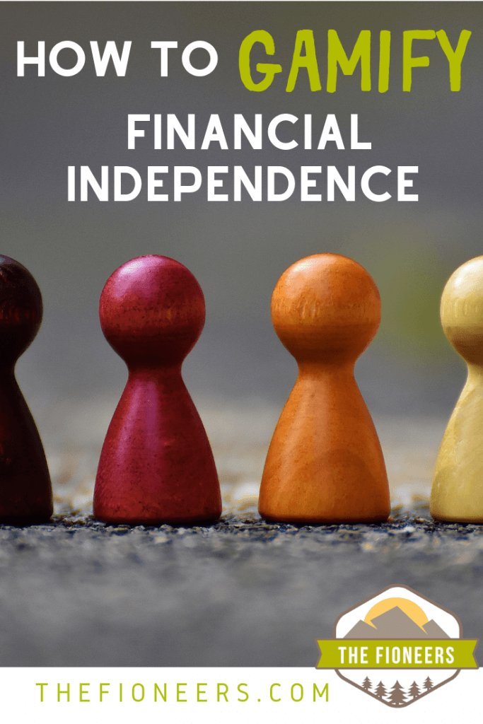 how to gamify financial independence