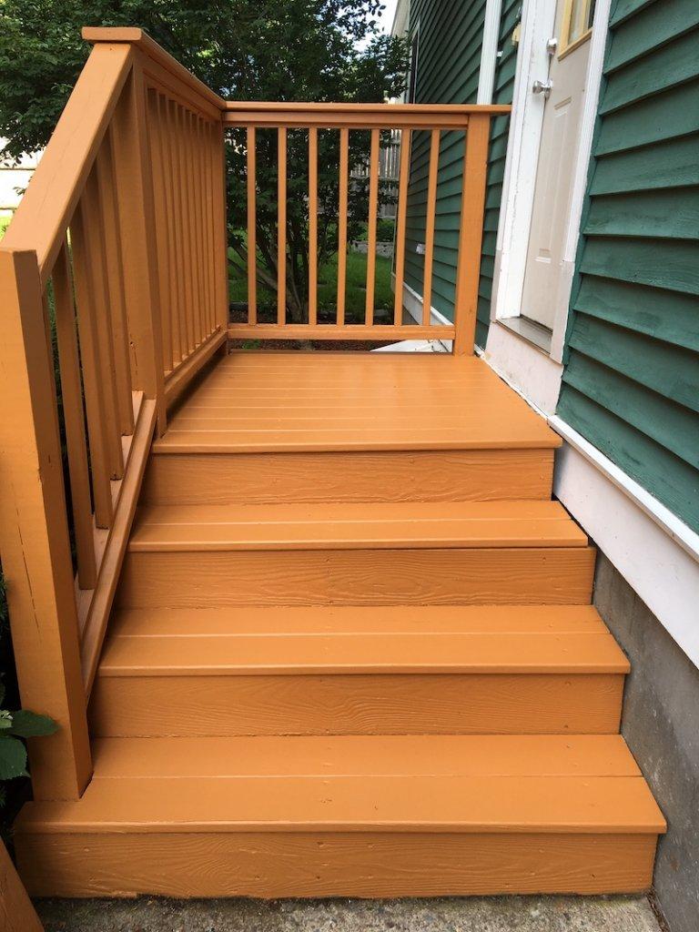 Porch DIY