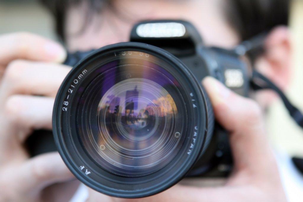 Camera Lens Photo DSLR