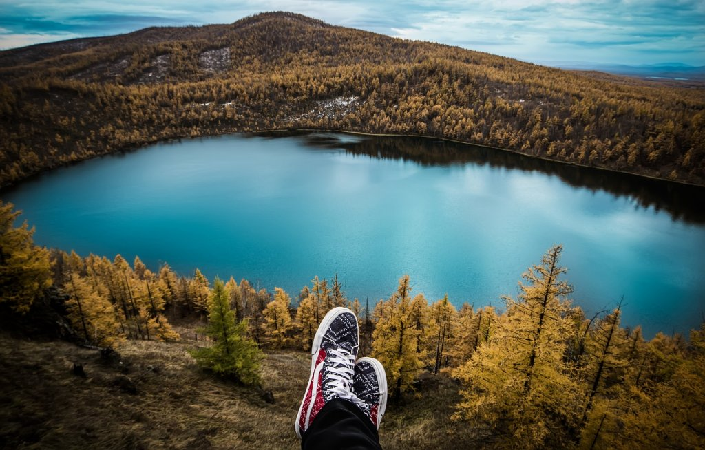 travel overlook lake shoes