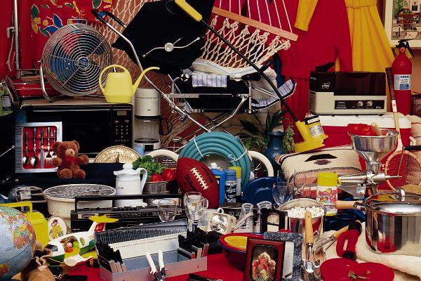 Clutter Stuff Crap