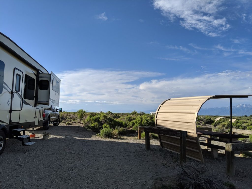 RV Travel campground