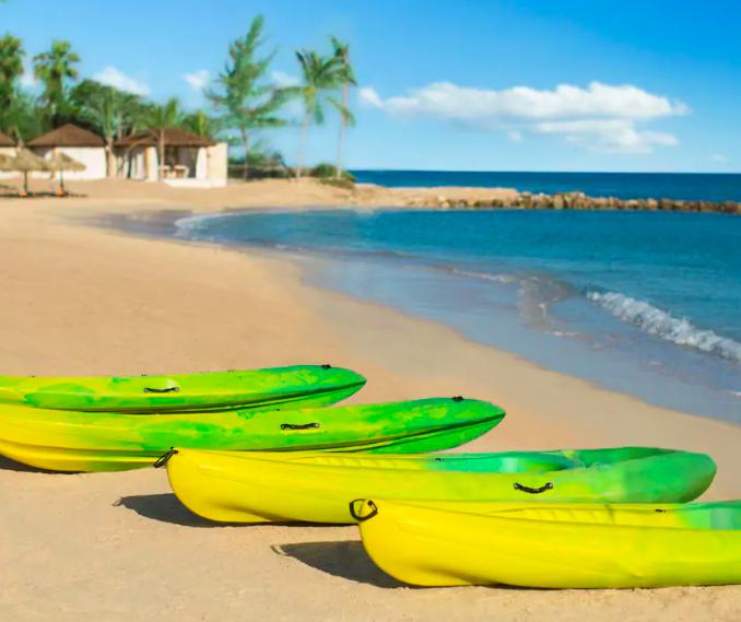 Beach Kayak Jamaica