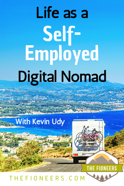 Digital Nomad RV Scenery