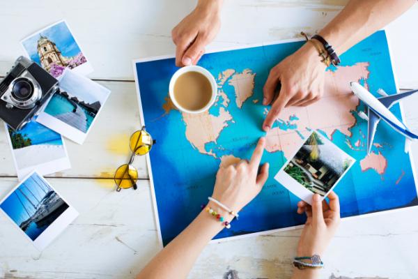 travel planning reflection