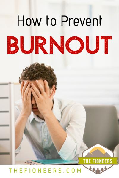man stress burnout