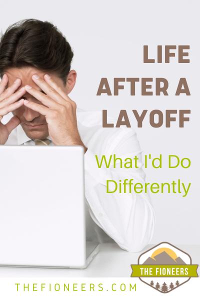 layoff work stress