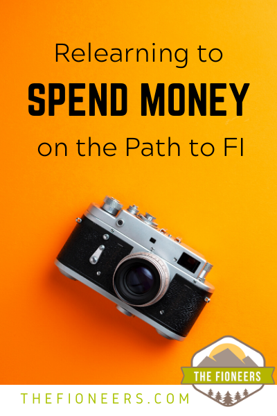spend money camera
