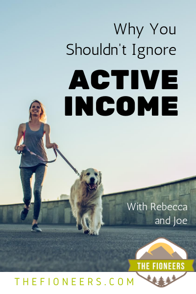 active dog walk