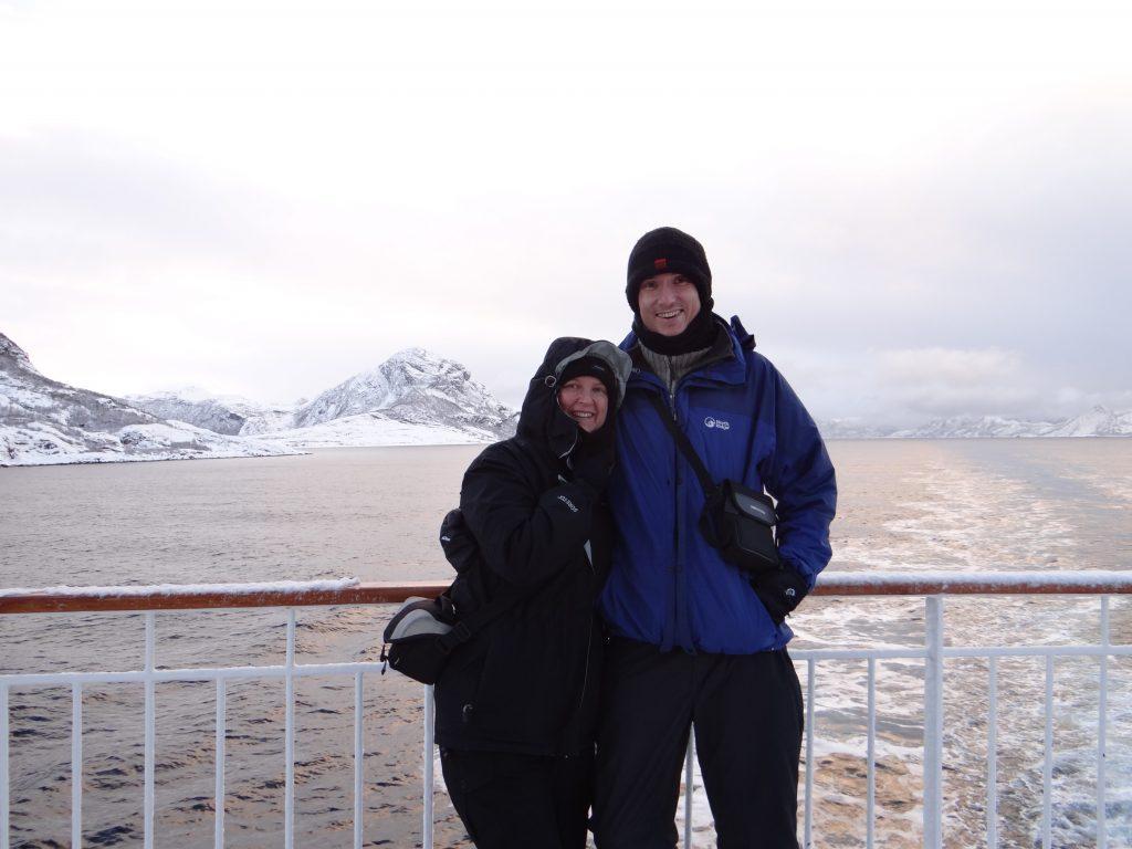 couple arctic circle