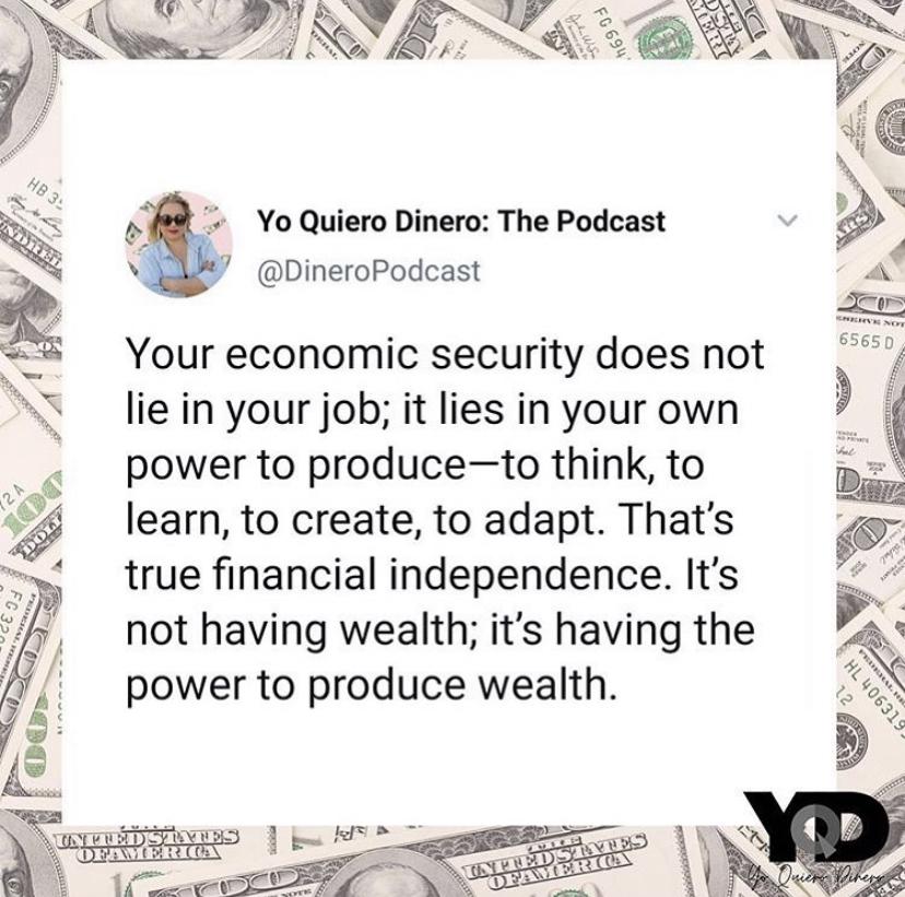 Abundance Quote