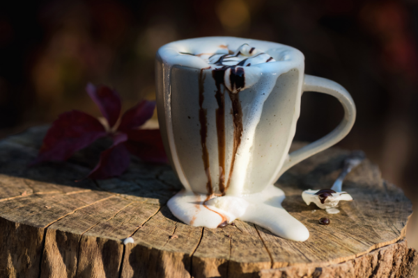 cup overflow help