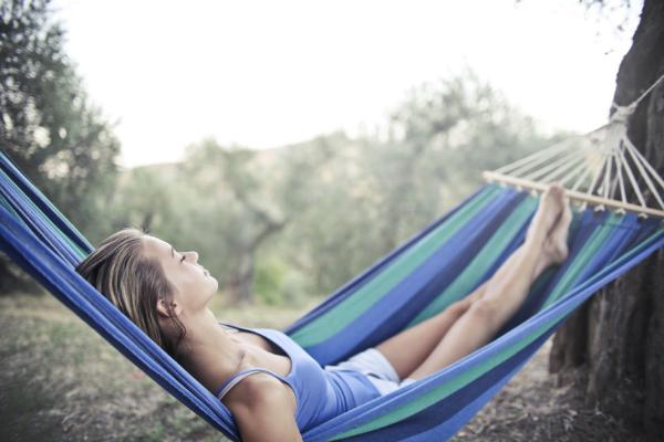 hammock relax fun