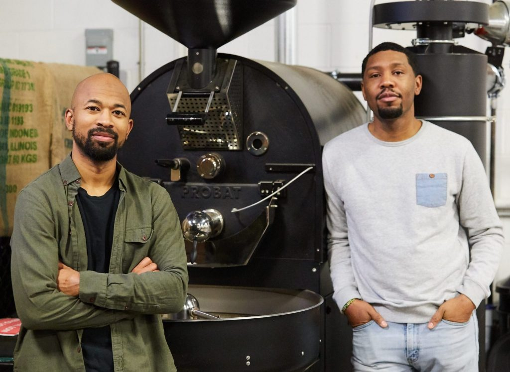 coffee roaster black-owned business