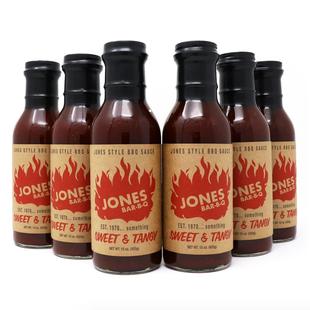 BBQ sauce black-owned