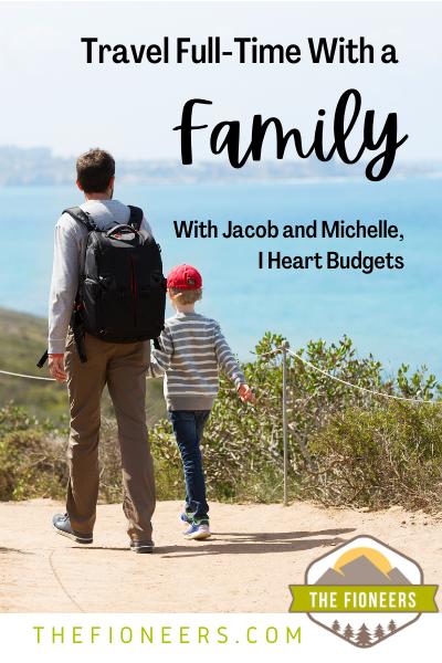 travel family hike