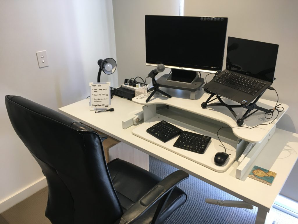 Work from Home set-up