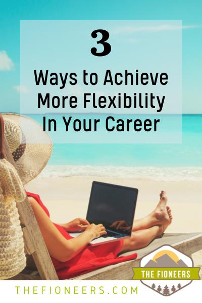 career flexibility digital nomad