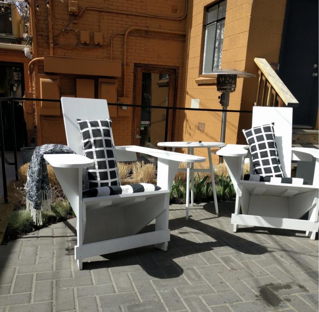 patio outdoor work