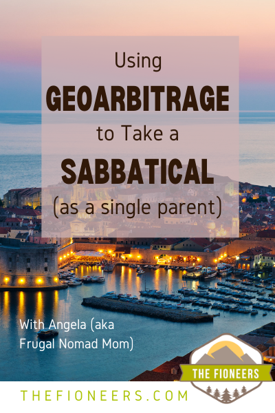 Croatia geoarbitrage sabbatical
