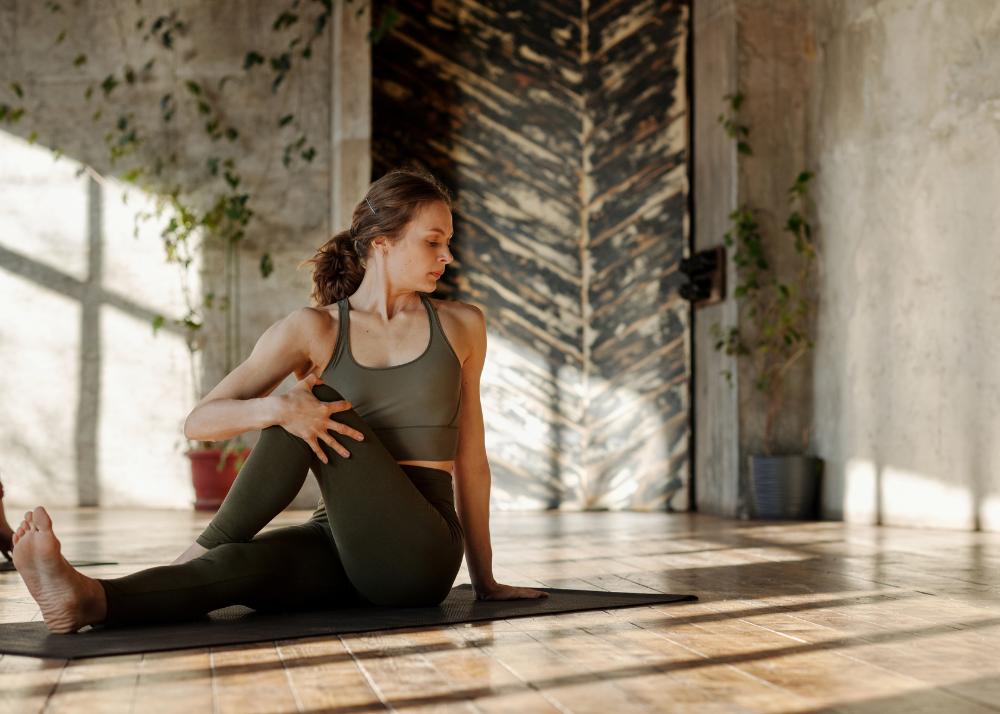 stretch wellness yoga pain-free