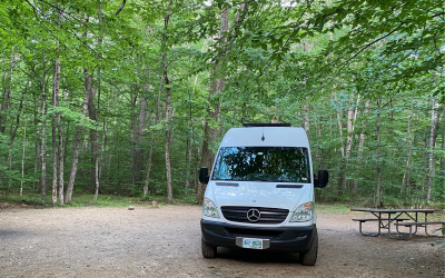 What We Learned From Our Van Life Experiment