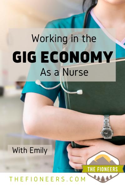 nurse gig economy
