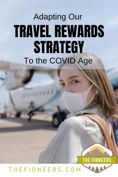 travel rewards covid mask